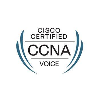 Cisco CCNA Voice Certified